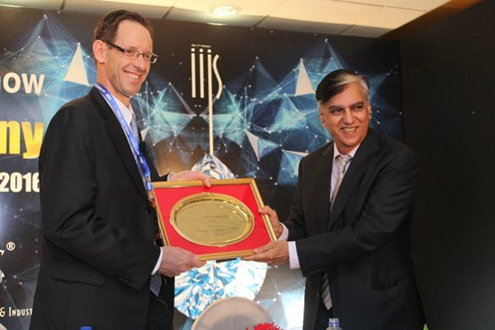 Strong footfall at India International Jewellery Show
