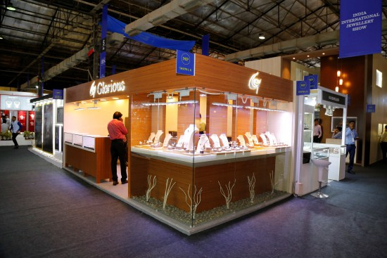 Strong attendance at Mumbai's IIJS Premiere trade show