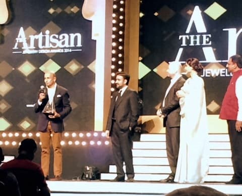Artisan Awards celebrate outstanding Indian jewellery design talent