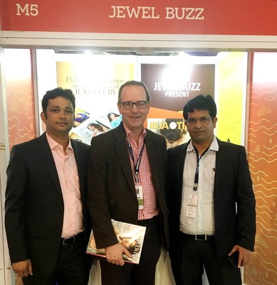 Strong buyer turnout at IIJS Signature in Mumbai