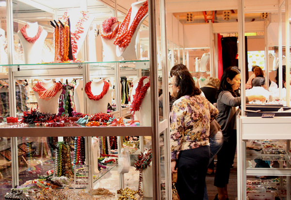International Jewellery London (IJL) 2011