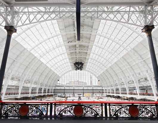 IJL to move to London's Olympia in 2014