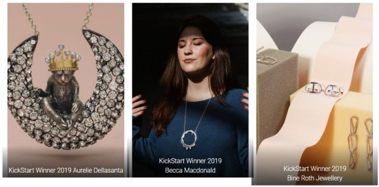 IJL Design Gallery showcases the best of UK jewellery design talent