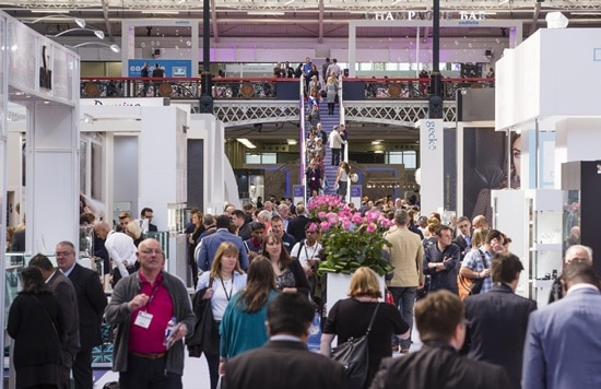 Strong turnout at International Jewellery London