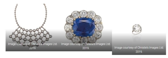 London jewellery auctions season highlights value of craftsmanship