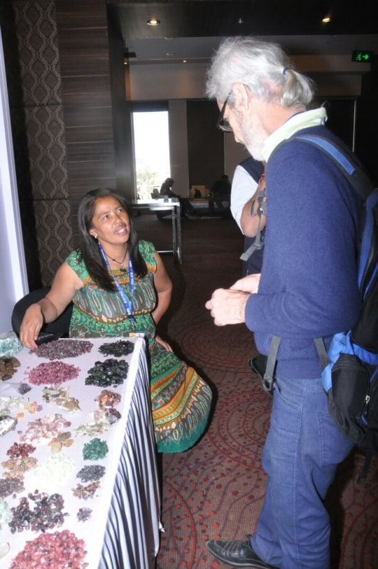 42 companies exhibited at GJEPC's first India Rough Gemstones Show