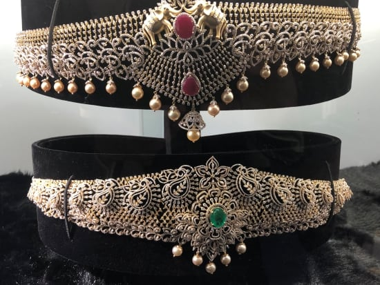 Intricate pearl craftsmanship is top trend in Indian designs