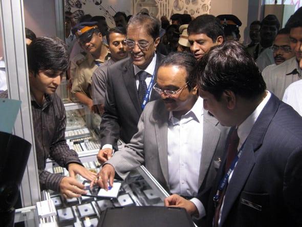 India International Jewellery Show (IIJS) 2010