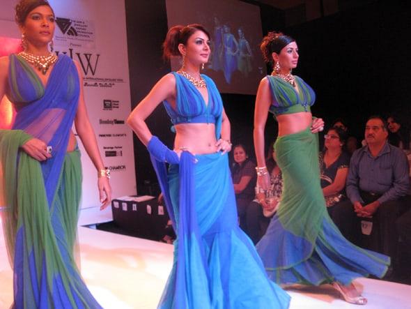 India Internationa Jewellery Week (IIJW) 2010
