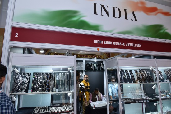 """India silver & fashion jewellery """"Buyer Seller Meet"""" welcomes buyers"""