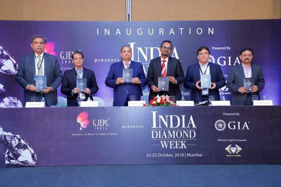 GJEPC presents India Diamond Week