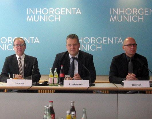 INHORGENTA MUNICH opens, German jewellery sector to grow in 2013