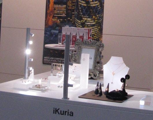 Talented UK designers showcase creations at INHORGENTA MUNICH