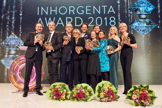 INHORGENTA AWARD 2019 features new categories