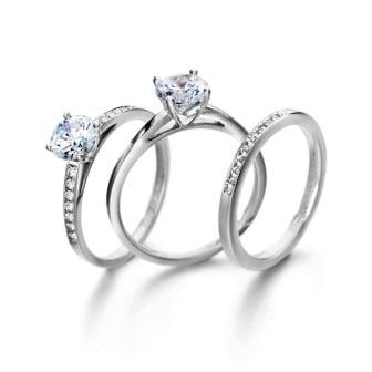 Wedding ring designs, inhorgenta trade fair
