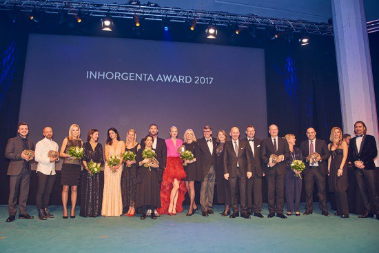 INHORGENTA MUNICH 2018 presents INHORGENTA AWARD for second time