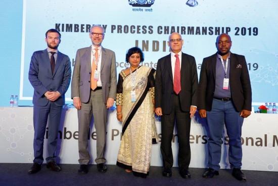 Kimbery Process Chairmanship 2019