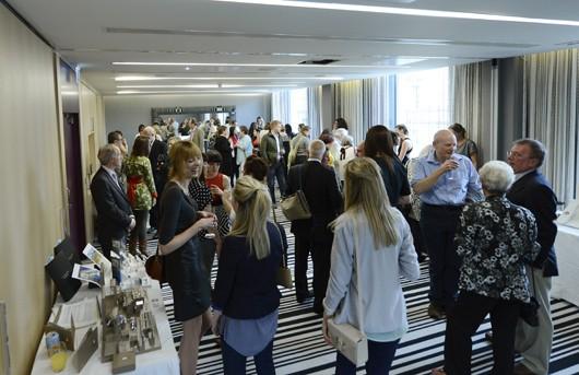 Top Edinburgh retailers attend IJL preview event