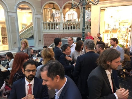 IJL boosts profile at JCK Las Vegas with big turnout at networking event