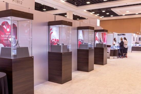 JCK Las Vegas opens its doors amid festive atmosphere