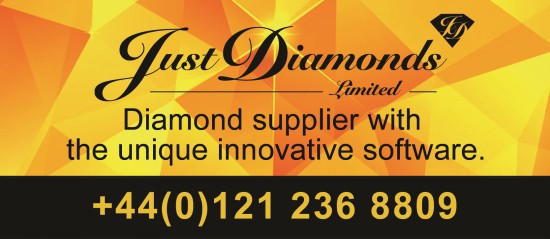 Just Diamonds accepted as supplier to The Hallmark Jewellers buying group