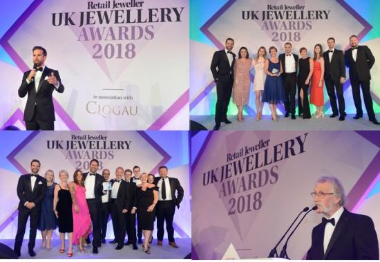 Rachel Boston wins Best Designer at UK Jewellery Awards