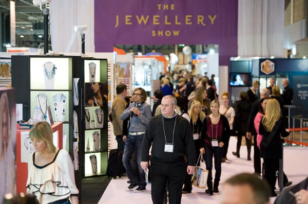 The Jewellery Show 2012 post show release