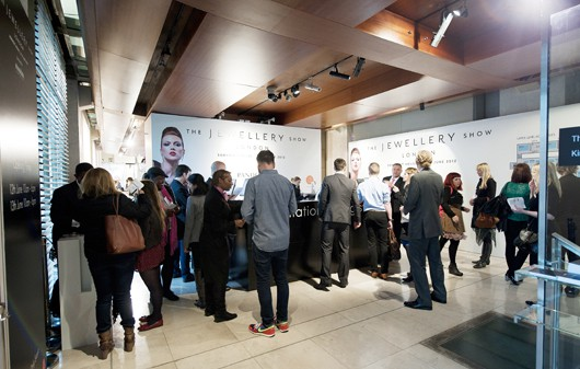 Brands line up to join The Jewellery Show London 2013