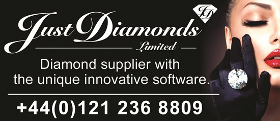 Just Diamonds introduces Diamond Buying Software for the Retailer