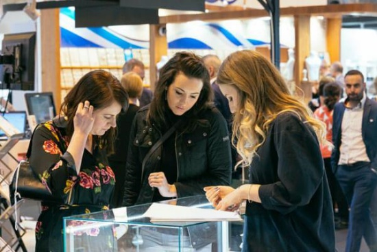 High turnout as Jewellery & Watch opens its doors