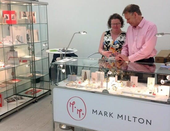 Busy footfall, enquiries at Jewellery and Watch London