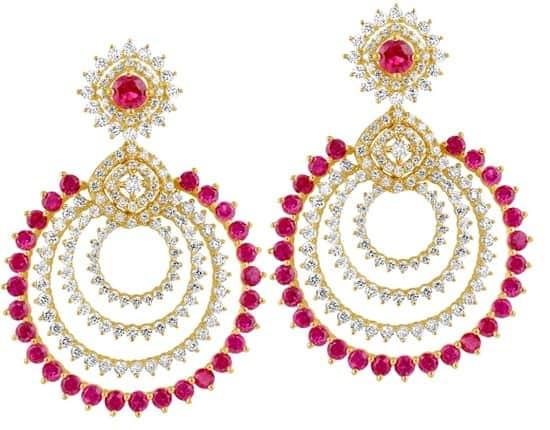 Kama Schachter unveils treasure trove of jewels at IIJS