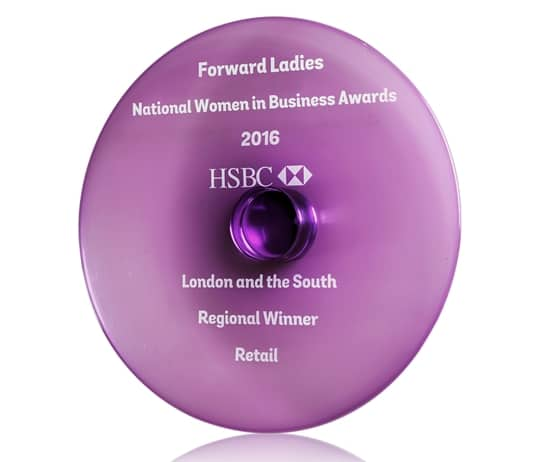 "Harriet Kelsall wins ""Retail Businesswoman"" Award in regional heat"