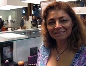Paris-based jewellery designer Isabelle Langlois, Choice Vicenza fair