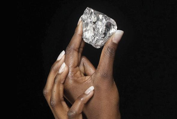 Diamonds, Marijan Dundek, Mandarin, book