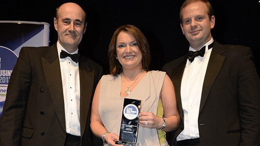 Laings of Glasgow wins Scottish Family Business of the Year