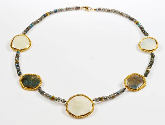 Rina Limor creates the Sapphire Fantasy Collection