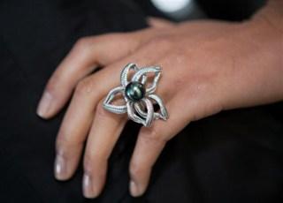 Nina Koutibashvili's ring (2009)