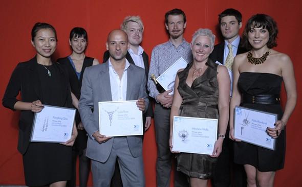 Lonmin Design Innovation Award 2010