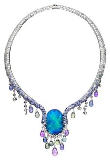 Van Cleef - The Scylla necklace