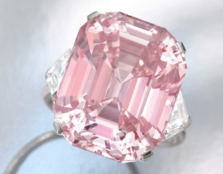 Sotheby's, magnificent jewels, Geneva, rare pink diamond, Gemological Institute of America (GIA)
