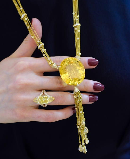 Spectacular vintage Cartier jewel sale at Masterpiece London