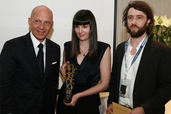 Maya, winner of inhorgenta award