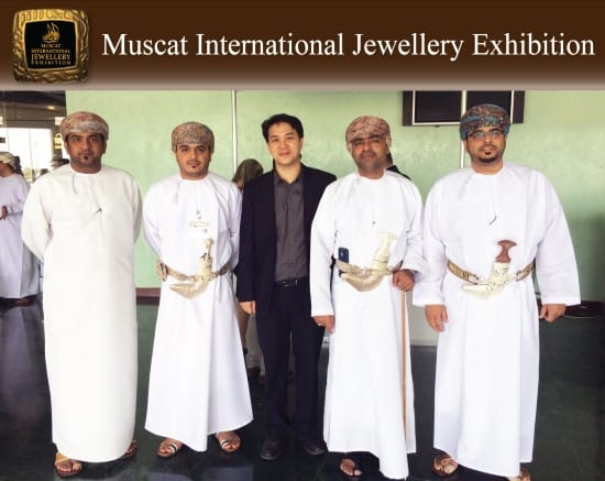 Muscat International Jewellery Exhibition to run from October 24-28