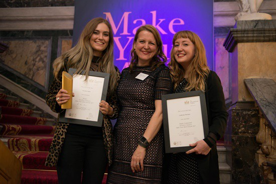 Winners of the Make Your Mark Awards revealed