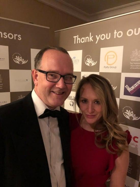 NAJ Members Celebrate Awards Success
