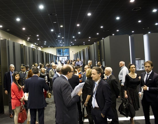 Jewellery News-Strong turnout of retail buyers at expanded OroArezzo gold jewellery fair