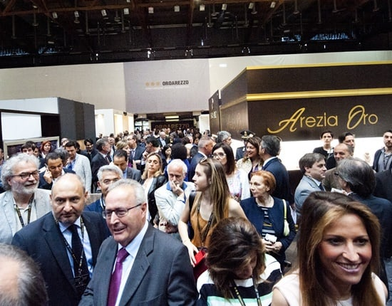 Jewellery News-OroArezzo chief sees technology, goldsmith design skills as vital for future of industry