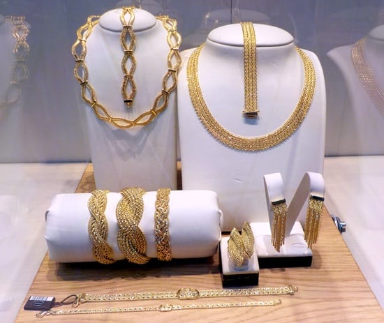 Strong buyer turnout as OroArezzo gold jewellery fair opens