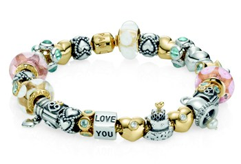 From the Moments Collection by Pandora